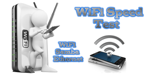 WiFi Speed Test for Android