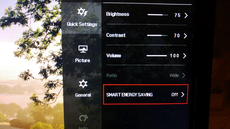 Disable Adaptive Brightness in Windows 10 / LG monitor | PZolee's blog