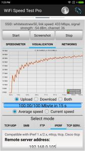 WiFi Speed Test | PZolee's blog