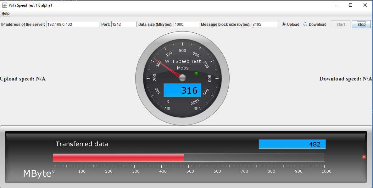 Internet speed test app (apk) free download for android/pc/windows.